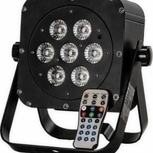 Ремонт светодиодного прожектора INVOLIGHT SLIMPAR710PRO