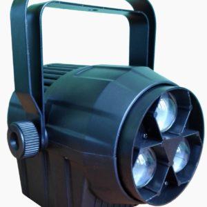 Ремонт светодиодного прожектора PRO SVET LIGHT LED PAR 3 ZOOM