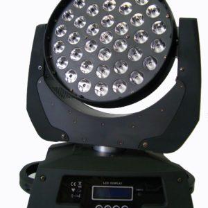 Ремонт светодиодной головы PRO SVET LIGHT MH 3709WR