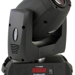 Ремонт световой головы INVOLIGHT PROSPOT50