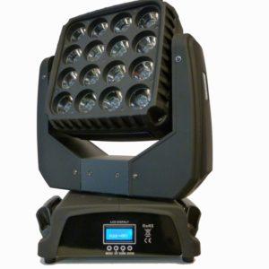 Ремонт световой головы PRO SVET LIGHT MH LED MATRIX 16