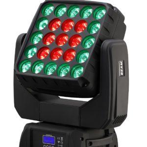 Ремонт световой головы PROSVETLIGHT MH LED MATRIX 25