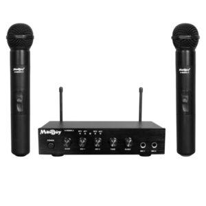 Ремонт микрофона MADBOY U-REMIX 2