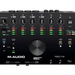 Ремонт звуковой карты M-AUDIO AIR 192 14