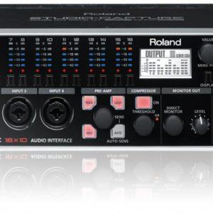 Ремонт звуковой карты ROLAND Studio-Capture UA-1610